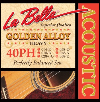 40PH GOLDEN ALLOY – HEAVY