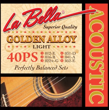 40PS GOLDEN ALLOY – LIGHT