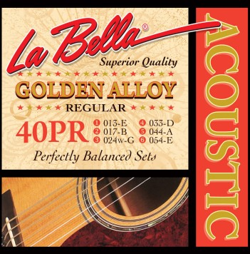 40PR GOLDEN ALLOY – REGULAR