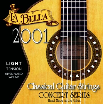 2001 CLASSICAL – LIGHT TENSION
