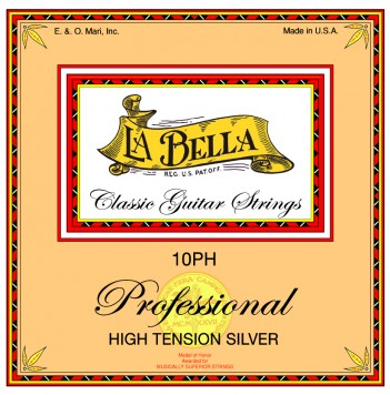 10PH PROFESSIONAL HIGH TENSION SILVER