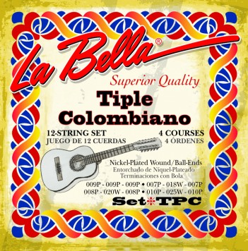TPC TIPLE COLOMBIANO