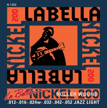 N1252 NICKEL 200 ROLLER WOUND – JAZZ LIGHT 1252