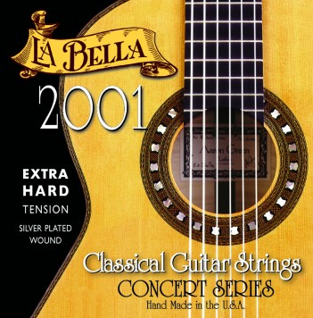 2001 CLASSICAL – EXTRA HARD TENSION