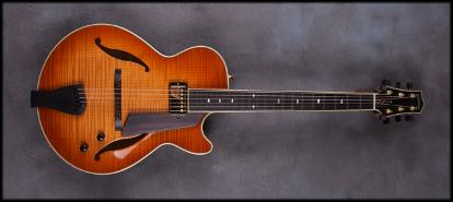 JIMMY BRUNO ARCHTOP SIGNATURE MODEL