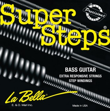 SS45-B SUPER STEPS, 5-STRING – STANDARD 45-128
