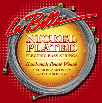 HC6-N HELLCAT VI, NICKEL-PLATED ROUND WOUND