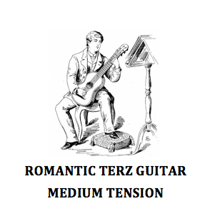ROMANTIC TERZ GUITAR – MEDIUM TENSION
