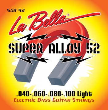 SAB42 SUPER ALLOY 52 BASS – LIGHT 42-100T