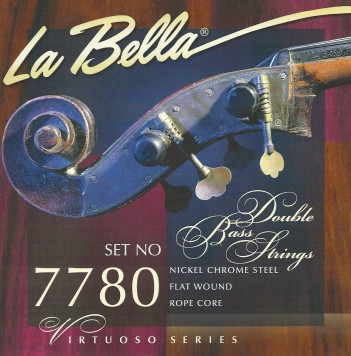 7780 VIRTUOSO SERIES DOUBLE BASS SET